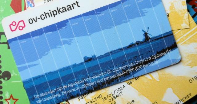 Tip: nu ook reiskosten declareren met anonieme OV-kaart